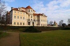Hôtel de château image libre de droits