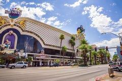 Hôtel de Harrahs et casino, Las Vegas Photos stock