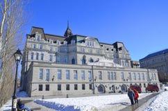 Hôtel de la ville de Montréal Photo libre de droits