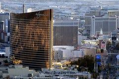 Hôtel de Las Vegas Image libre de droits
