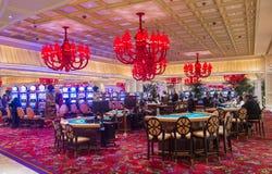 Hôtel de Las Vegas Wynn photo stock