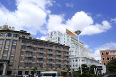Hôtel de Lujiang et hôtel de heyi Photographie stock