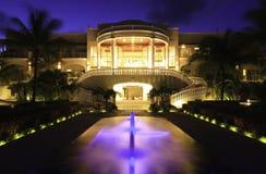 Hôtel de luxe photo libre de droits