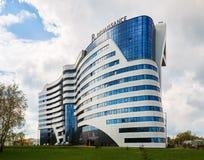 Hôtel de Minsk de la Renaissance Images libres de droits