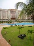 Hôtel de Movenpick au Ghana Photographie stock libre de droits
