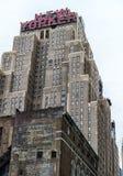 Hôtel de Newyorkais Image stock