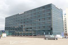 Hôtel de Novotel Images libres de droits