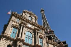 Hôtel de Paris Las Vegas Images libres de droits