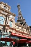 Hôtel de Paris Las Vegas Image libre de droits