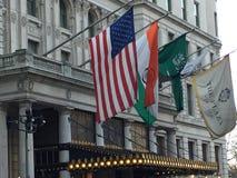 Hôtel de plaza à New York Photo libre de droits