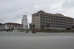 Hôtel de Sheraton à la plage de Jacksonville Photo stock