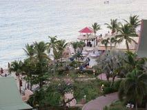 Hôtel de Sonesta, Sint Maarten Images stock
