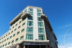 Hôtel de Tryp Apolo à Barcelone Photo libre de droits