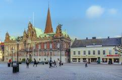 Hôtel de ville à Malmö, Suède Photographie stock