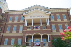 Hôtel de ville Images stock