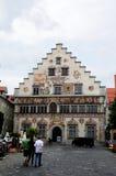 Hôtel de ville dans Lindau Photo stock