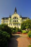 Hôtel de ville dans Tanvald Images stock