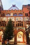 Hôtel de ville de Bâle Images libres de droits