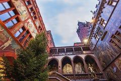 Hôtel de ville de Bâle Image libre de droits