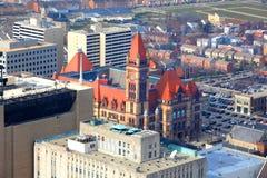 Hôtel de ville de Cincinnati Image stock