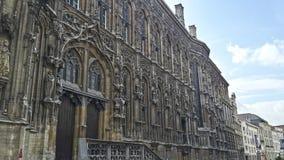 Hôtel de ville de Gand Images stock