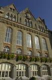 Hôtel de ville de Le Touquet Paris Plage dans le Pas De Calais de Nord Photographie stock libre de droits
