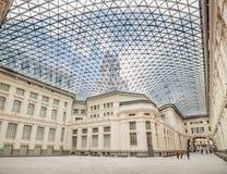 Hôtel de ville de Madrid Photo stock