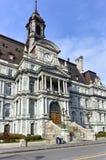 Hôtel de ville de Montréal Photo stock