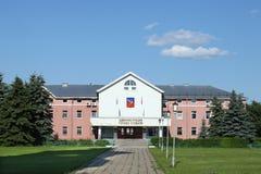 Hôtel de ville de Suzdal Photo stock