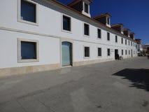 Hôtel de ville de Vila Real Photo libre de droits