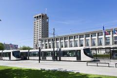 Hôtel de ville du Havre en Normandie, France Photo stock