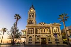 Hôtel de ville Glenelg Photographie stock libre de droits