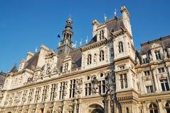 Hôtel de Ville - Paris Stock Image