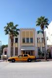 Hôtel du sud de Miami de plage Image stock
