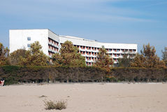 Hôtel en Crimée Photos stock