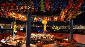 Hôtel et casino de cirque de cirque à Las Vegas, Nevada Photographie stock libre de droits