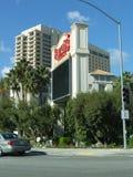 Hôtel et casino de Rincon de Harrah Images libres de droits