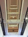 Hôtel historique à Penang Photo stock