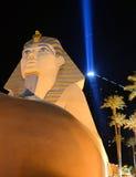 Hôtel Las Vegas de Louxor Photographie stock libre de droits