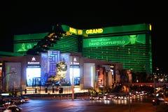 Hôtel Las Vegas de MGM Photographie stock