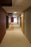 Hôtel moderne de Mazury Ostroda en Pologne image stock