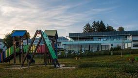 Hôtel moderne en Pologne photo libre de droits