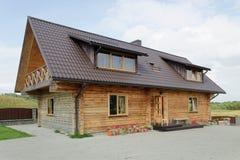 Hôtel moderne rural Image libre de droits