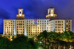 Hôtel national - La Havane, Cuba Photographie stock libre de droits