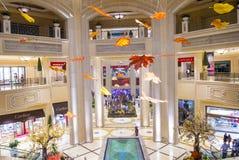Hôtel vénitien de Las Vegas Images libres de droits