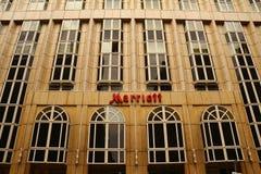 Hôtel Vienne, Autriche de Marriot Photos libres de droits
