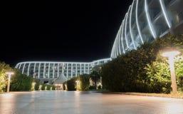 Hôtels en plein air Image libre de droits