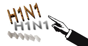 H1N1 Stock Images