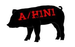 A H1N1 Stock Photo