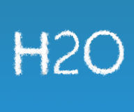 H2O Royalty Free Stock Images
